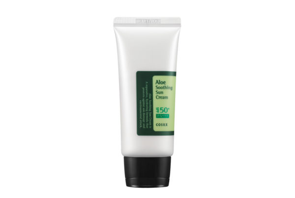 Aloe Soothing Sun Cream SPF50