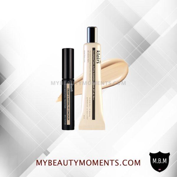 KLAIRS – BB Cream Natural Concealer Set