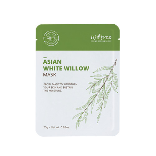 Asian White Willow Mask Thumb