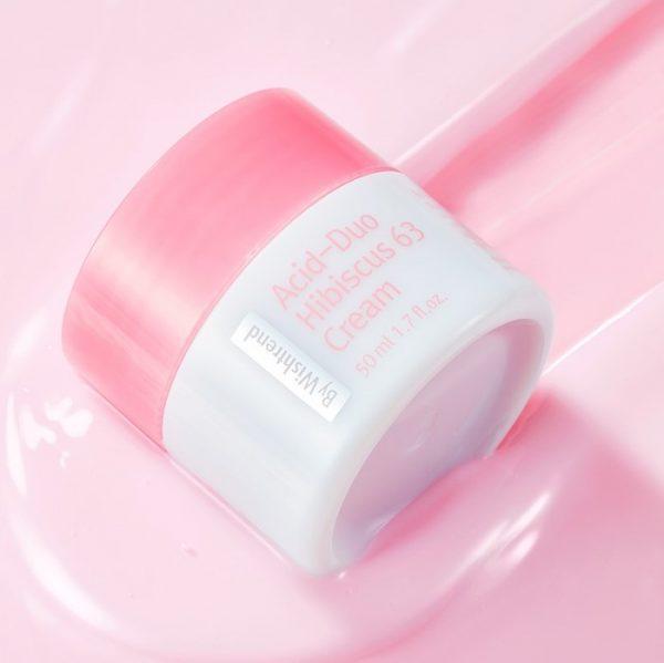 Hibiscus Cream Thumb