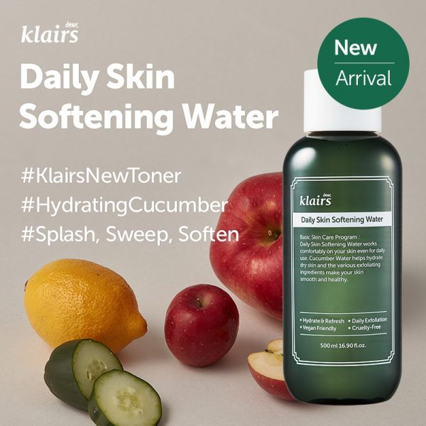 Klairs Daily Skin Softening Water Thumb