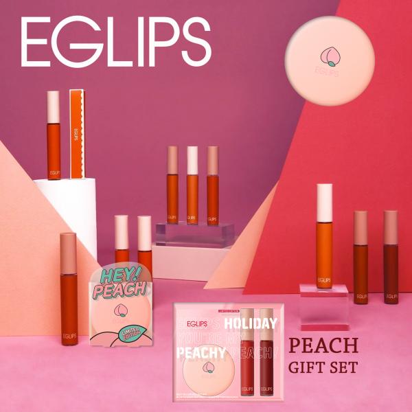 Peach Gift Set