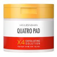Quatro Pad Exfoliating