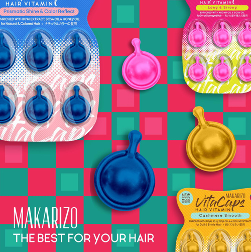 Makarizo Vitacaps Hair Vitamin Serum Thumb