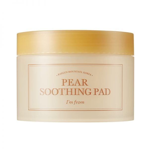 Im from Pear Soothing Pad 60EA_1